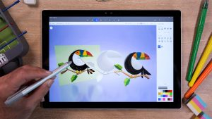 Microsoft Paint 3D
