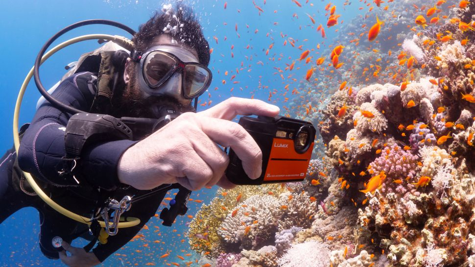 Underwater camera featured