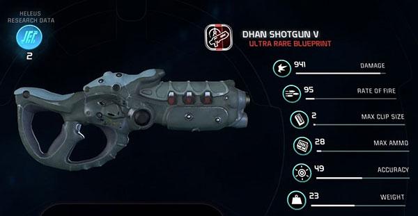 Dhan-shotgun