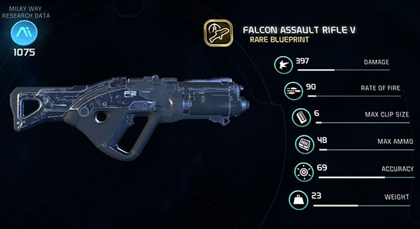 Falcon-Assault-Rifle