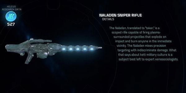 Naladen-Sniper-Rifle