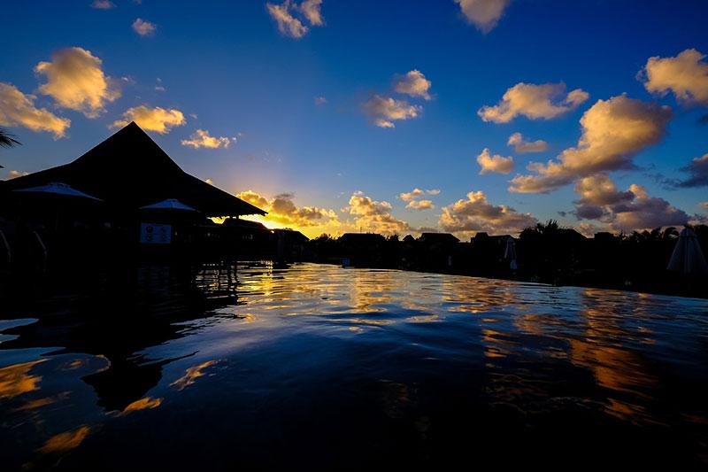 Mauritius-sunset