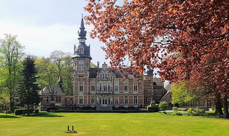Antwerpen-belgium-fall