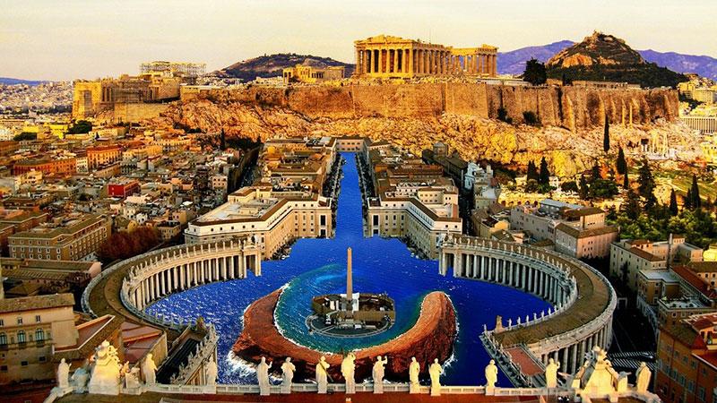 Athens-Acropolis