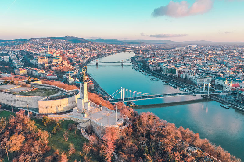 Budapest-Hungary-fall