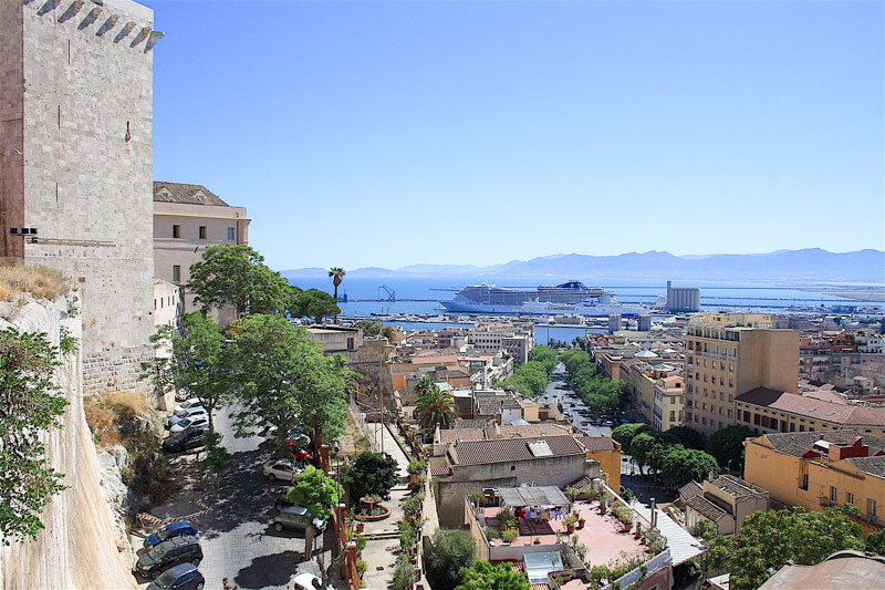 Cagliari-Sardinia