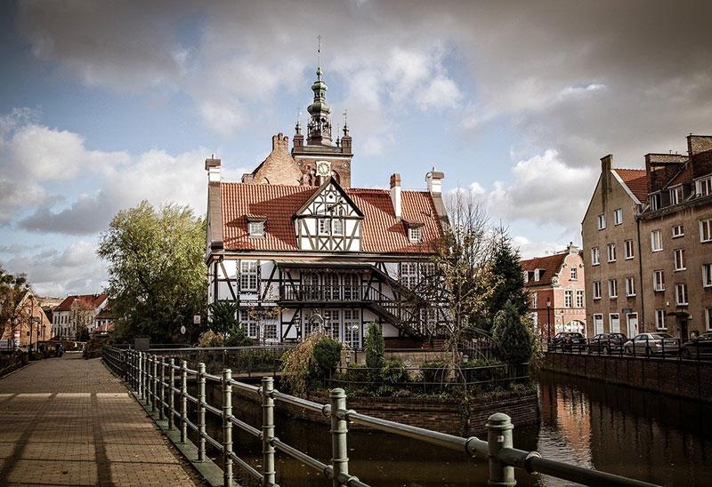 Gdansk-autumn