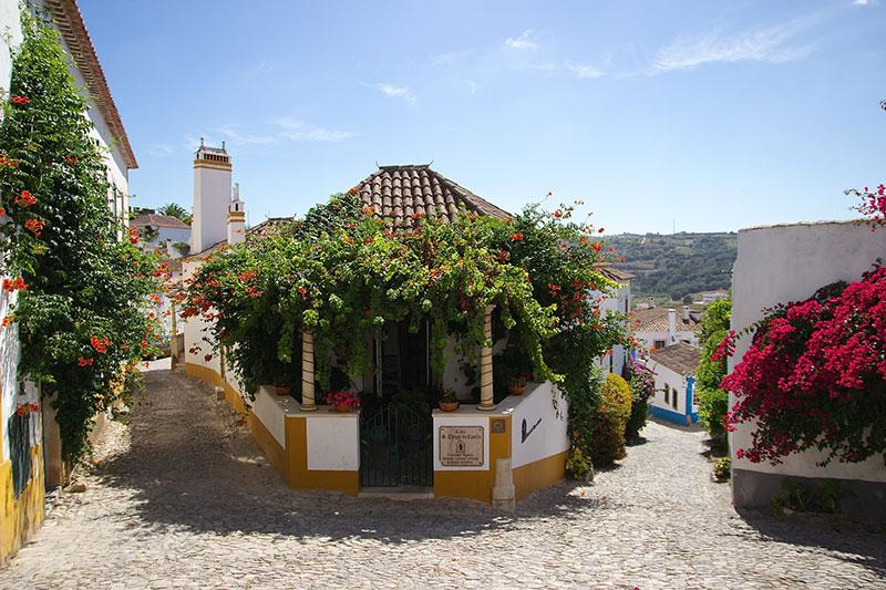 Medieval-town-Obidos