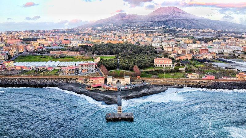 Naples-and-Vesuvius