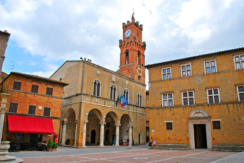 Pienza-Tuscany