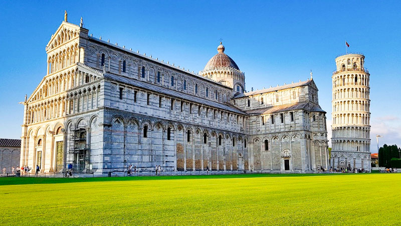 Pisa-Leaning-Tower
