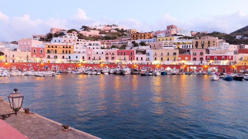 Ponza-Island-Port-Italy