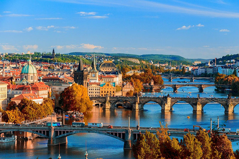 Prague-Czech-fall