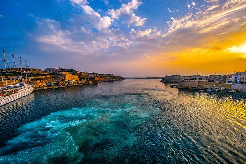 Valletta-malta-fall