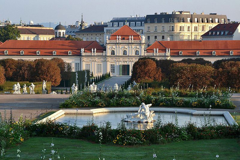 Vienna-Belvedere-fall