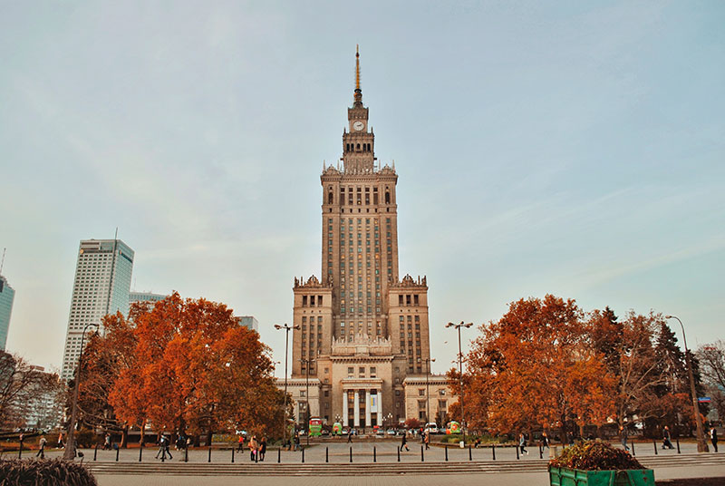 Warsaw-Poland-fall