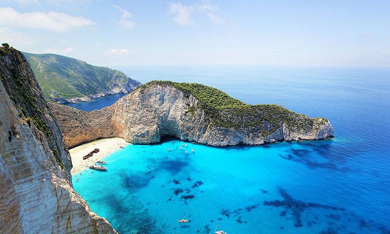 Zakynthos-greece-navagio-beach