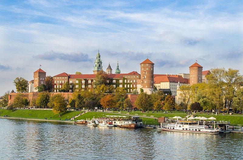 krakow-poland-fall