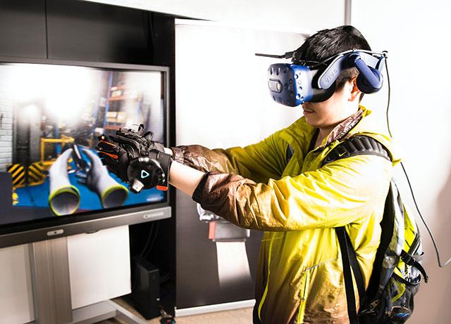 VR-Headset-gaming