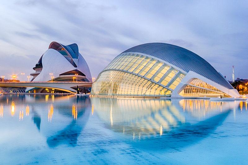 Valencia-Spain-Calatrava