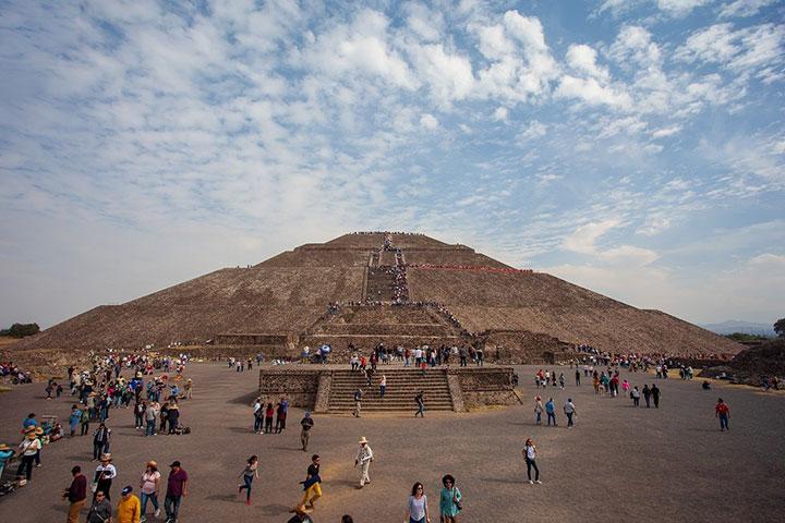 Pyramids-Of-Teotihuacan