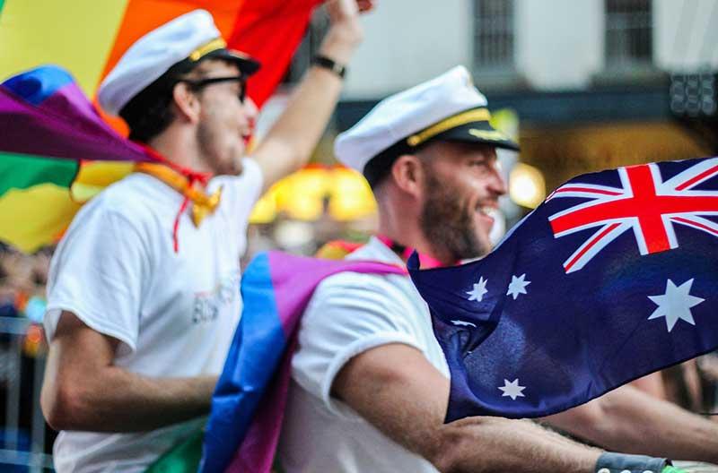 Sydney-Australia-gay
